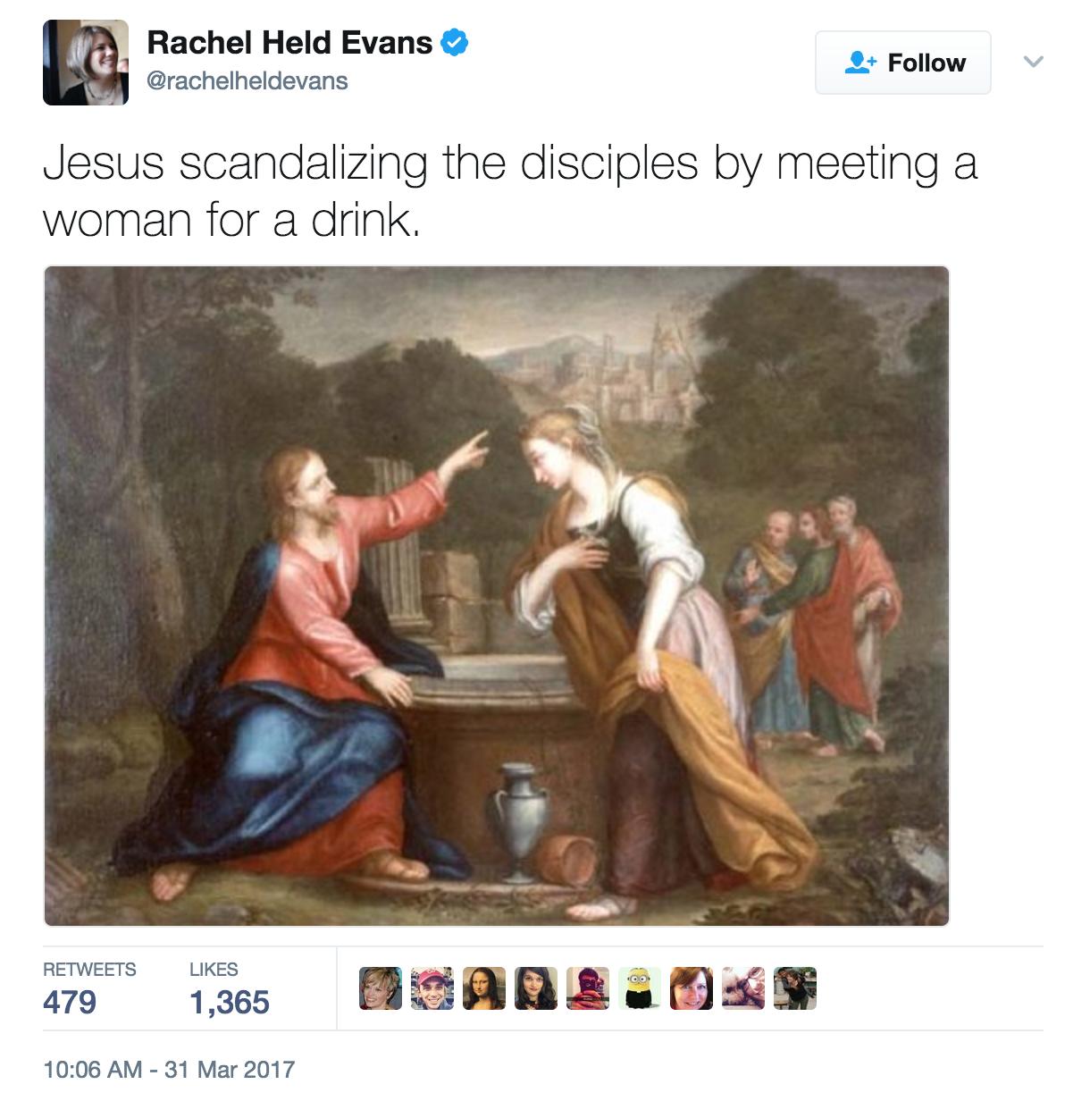 JesusScandalWoman