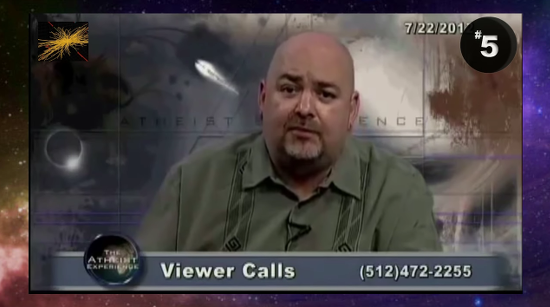 These Are Some Entertaining Clips of Matt Dillahunty Talking to Christian Callers