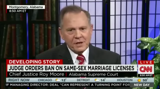 Roy Moore's Alleged Abuse Isn't Scandalous in Some Evangelical Circles