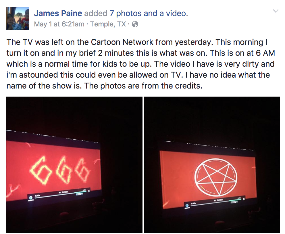 CartoonNetworkSatan