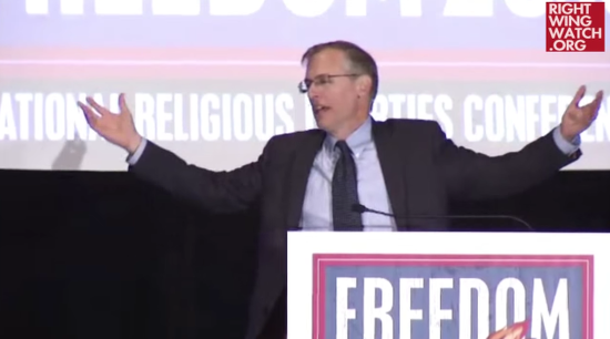 Pastor Kevin Swanson: Public Schools Have a Nefarious Plan To Turn Kids Into Transgender Communists