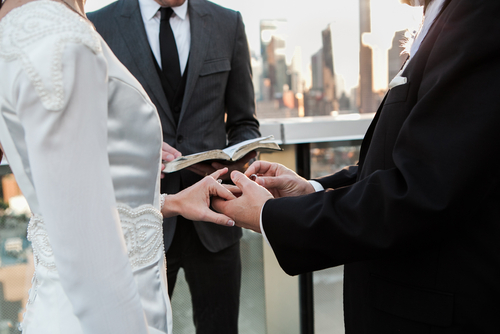 Atheists Sue Texas for Not Allowing Secular Celebrants to Solemnize Marriages