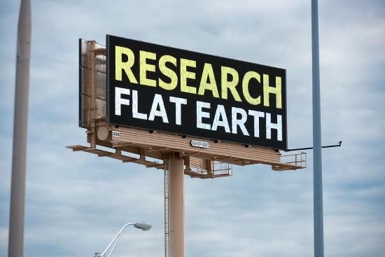 FlatEarthBoard