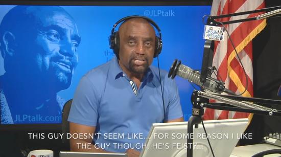 """Black Christian Radio Host Calls Trump """"White Savior,"""" Praises """"White Power"""""""