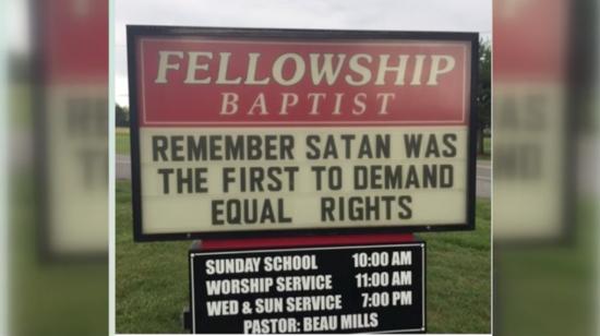 SatanEquality