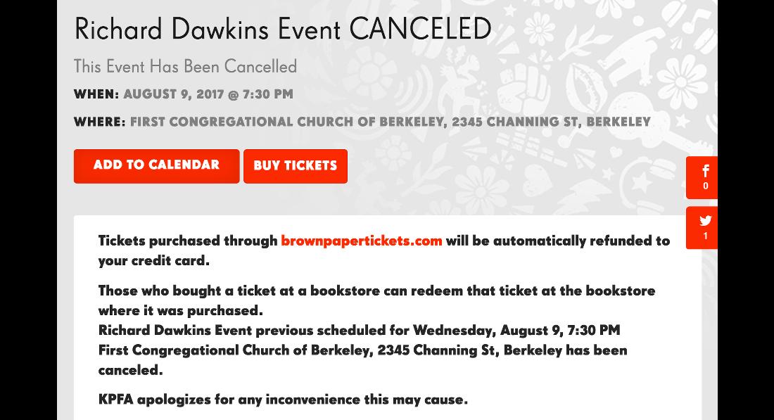 CanceledDawk