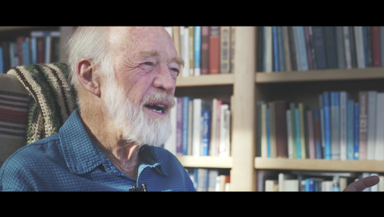 Influential Bible Scholar Eugene Peterson Just Affirmed Marriage Equality