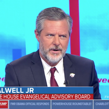 Jerry Falwell, Jr.: The FBI Will Investigate Everyone at Liberty Who Hates Me