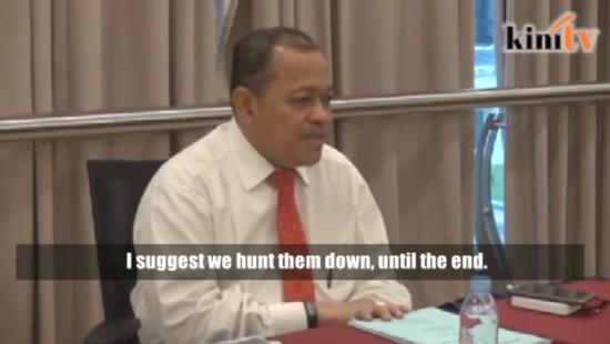 MalayMinisterAtheists