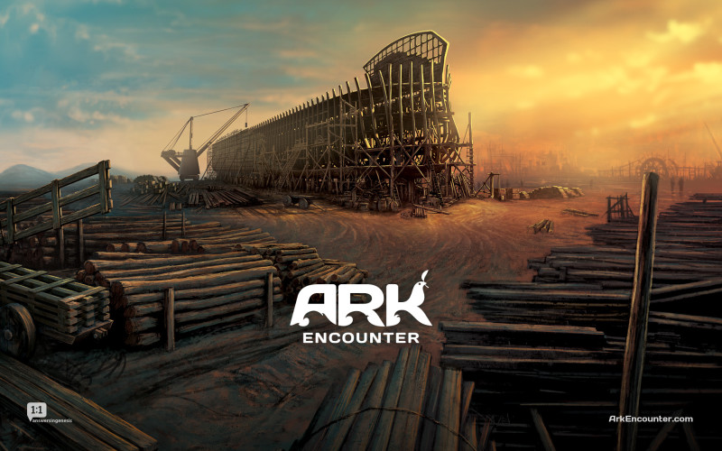 Ark Encounter Actually Sold More Tickets This December Than