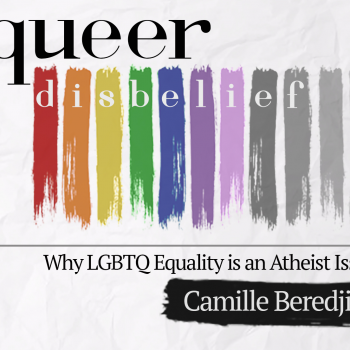 Pick Up Your Copy of <em>Queer Disbelief</em>
