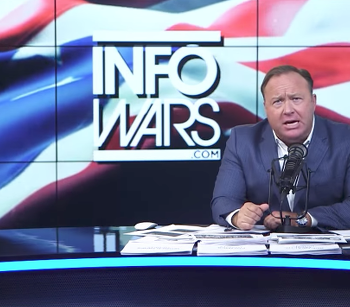 """Alex Jones: Donate to Me, Not """"Stupid Preachers"""" Who Buy Drugs and Women"""