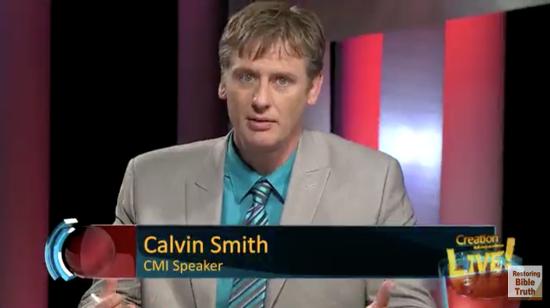 CalvinSmithCreationist
