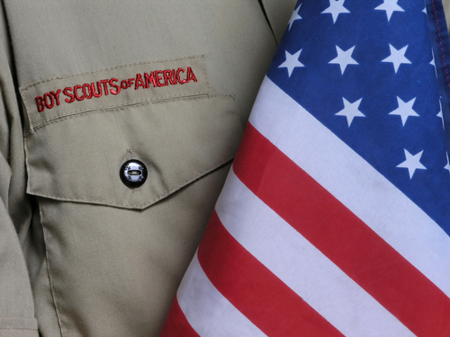 If the Boy Scouts Are Going Bankrupt, It's the Perfect Time to Admit Atheists
