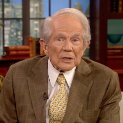 Pat Robertson: Your Son Wouldn't Be an Atheist If You Weren't an Awful Parent