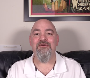 Watch Matt Dillahunty Explain Which Version of the Bible You Should Read
