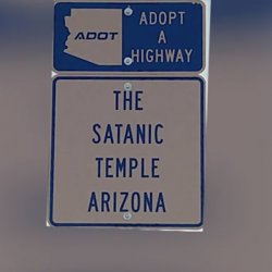 A Bunch of Satanists Have Adopted a Two-Mile Stretch of Road in Arizona