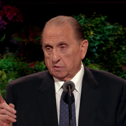 """Mormon """"Prophet"""" Who Fought To Ban Gay Marriage Hailed As Hero After Death"""
