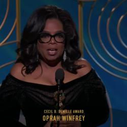 """Christian Blogger Slams Oprah for Urging Women to Speak the (Non-Jesus) """"Truth"""""""