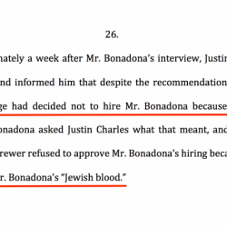 """Louisiana College Allegedly Wouldn't Hire Coach Because of His """"Jewish Blood"""""""