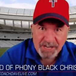 "Christian Activist: I'm Sick of ""Phony Black Christians"" Who Voted for Obama"