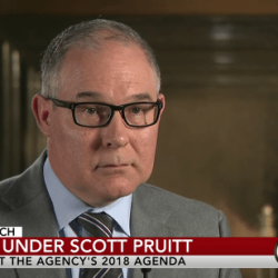 EPA Chief Doubts Evolution and Promotes Gay Marriage Ban in Unearthed Recordings