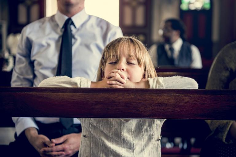 There's a Problem With Your Religion When It Targets Children Ages 4-14