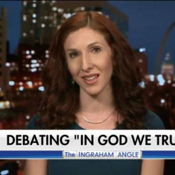 """Wentzville (MO) Settles Case With AtheistWho Criticized """"In God We Trust"""" Sign"""