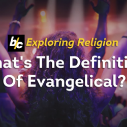 "The Word ""Evangelical"" Is More Complex Than a Simple Caricature Would Suggest"