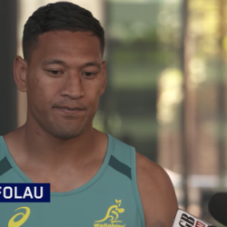 Fired Australian Rugby Star Blames Deadly Bushfires on Gay Marriage and Abortion
