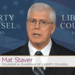 """Mat Staver: The COVID-19 Vaccine Will Include """"the DNA of Murdered Children"""""""