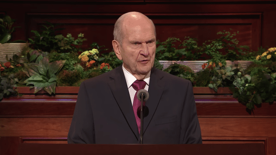 Mormon President Tells Africans That Tithing Will Break Their Cycle