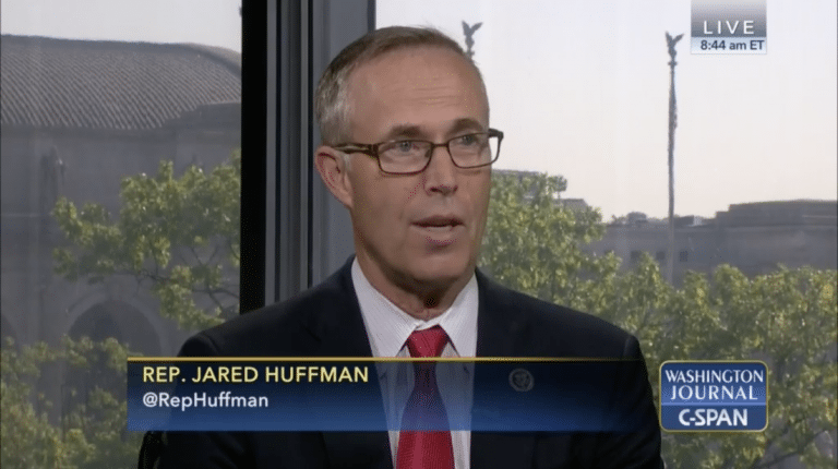 """Rep. Jared Huffman on Atheists in Congress: """"I Have Many Fellow Travelers"""""""