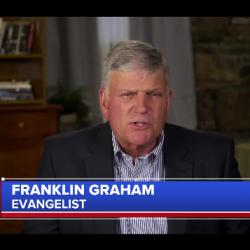"""Evangelist Franklin Graham's Alliance with Donald Trump is Far from """"Uneasy"""""""