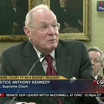 Justice Anthony Kennedy Has a Spotty Legacy on Church/State Separation