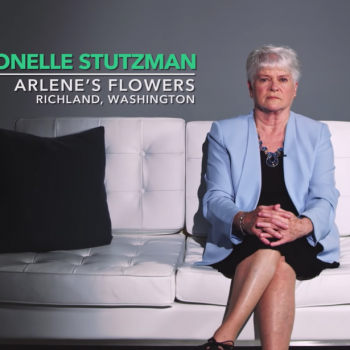 Christian Florist Who Won't Sell Flowers for Gay Weddings Loses in Court Again