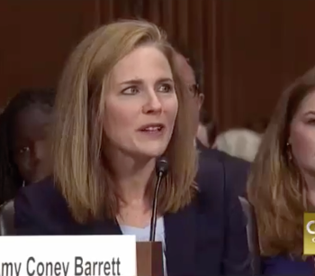 Potential SCOTUS Pick Amy Coney Barrett Would Undo Ruth Bader Ginsburg's Legacy
