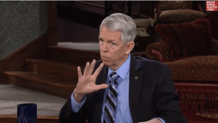 David Barton: The Second Amendment Says Citizens Can Own Tanks
