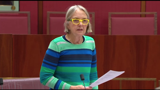 Australian Senator: Parliament Should End Tradition ofSaying the Lord's Prayer