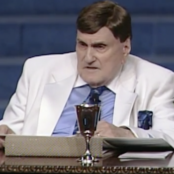Leaked Audio Shows Anti-Gay Televangelist Admitting to Same-Sex Sexual Encounter