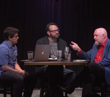 Can Faith Be Rational? A Debate Featuring Matt Dillahunty and Blake Giunta