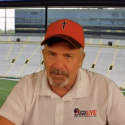 """Dave Daubenmire: My Podcast Gives You a Daily Dose of """"Christian Testosterone"""""""