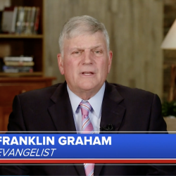 Franklin Graham: Atheist Ron Reagan Better Be Afraid of Burning in Hell