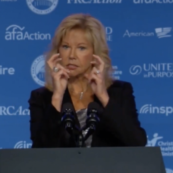 "Sandy Rios: Liberals Who Trash White Supremacy Are ""Talking About Christianity"""