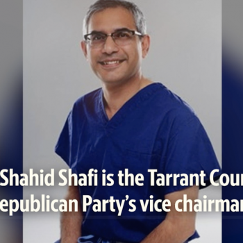 Tarrant County (TX) Republicans Still Want to Oust Local Leader for Being Muslim