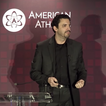 Despite Misconduct Allegations, David Silverman Is Now Running an Atheist Group
