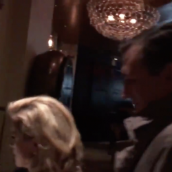 Protesters Confronted Sen. Ted Cruz and His Wife in a Restaurant Until They Left