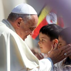 With Hand Signs, Deaf Kids Were Groomed for Sex, and Pope Francis Is Implicated
