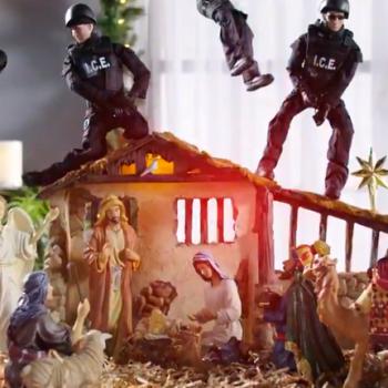 I.C.E. Raids Nativity Scheme in Comedy Special Protesting Family Separation