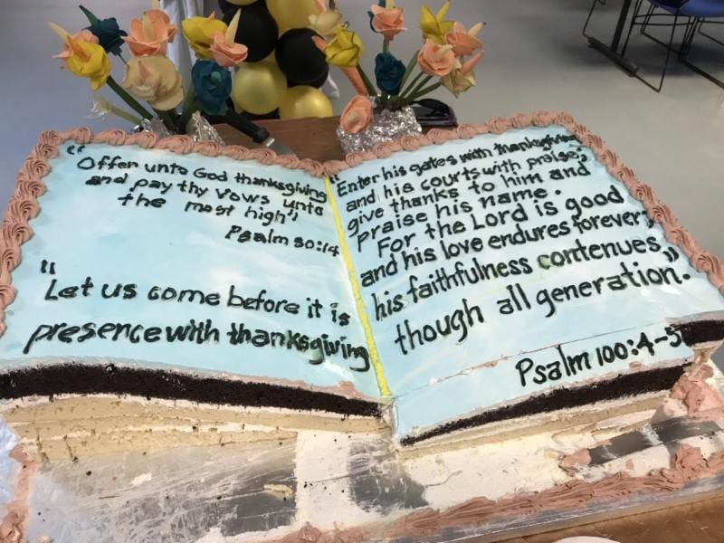 Prime The U S Military Ordered A Bible Cake And Told A Muslim To Wear A Personalised Birthday Cards Paralily Jamesorg